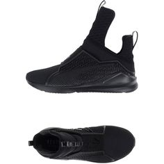 Rihanna X Puma Low-tops   Trainers ( 205) ❤ liked on Polyvore featuring  shoes 9e35f012dc71