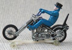 Vintage Hot Wheels RRRumblers Mean Machine by SoftFocusVintage