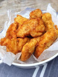 Isteni bundázott csirkecsíkok - GastroHobbi