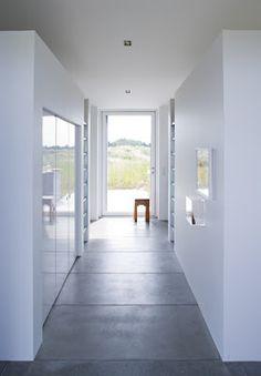 North Sea SUMMERHOUSE / Kontur Arkitekter La Maison d'Anna G.: La Mer du Nord