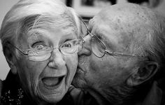 This is how I want my husband and I to be when I get old :)
