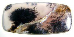 Translucent-Dendritic-Moss-Agate-cabochon