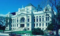 Sedgwick County Courthouse, old, Wichita