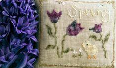 The Snowflower Diaries: Tulipes Avec Poulet