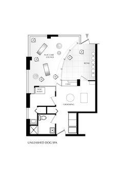 Floor Plan Dog Grooming Salon Floor Plans Mobile Grooming Trailers ...