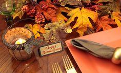 Cómo decorar una mesa para el Día de Acción de Gracias | eHow en Español