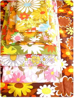 vintage fabric collection