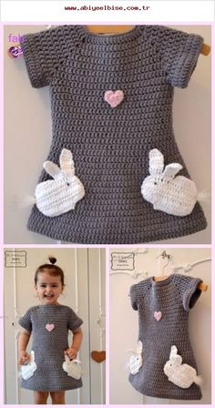 Crochet Baby Girl Crochet Beehive Baby Dress And Hat Dress Set Crochet Pattern - Beehive Crochet Baby Dress And Hat FREE Pattern Crochet Baby Clothes, Baby Girl Crochet, Crochet For Kids, Diy Crochet, Crochet Hats, Crochet Cardigan, Crochet Children, Crochet Ideas, Crochet Beanie
