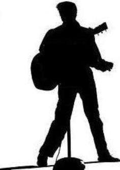 My Blog: Elvis Silhouette Extravaganza