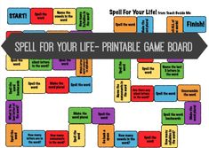 spell for your life game