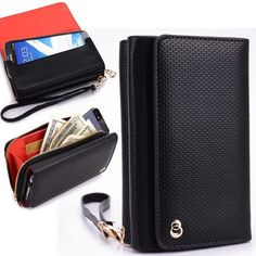 Large Version of the Uptown Wallet now Available! Fits Samsung Galaxy Note 2 II & other Phablets available on the market today.