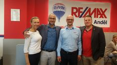 It was my honor to welcome Dag Henning - Regional CEO and Owner RE/MAX Sweden