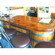 bar in a winebarrel - Google zoeken