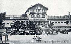 """Balneario de Igeretxe, hacia 1935 (Del folleto """"Guecho. Verano de 1935"""") (ref. 07035)"""