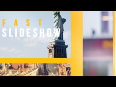 Fast Slideshow | After Effects template