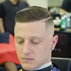 Haircut by zeke_the_barber http://ift.tt/1lQZSSL #menshair #menshairstyles #menshaircuts #hairstylesformen #coolhaircuts #coolhairstyles #haircuts #hairstyles #barbers