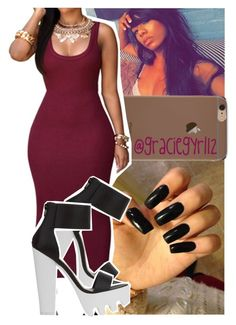 """""""she kills them with her looks"""" by graciegyrl12 ❤ liked on Polyvore"""