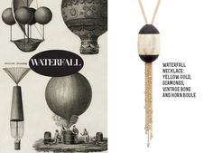Waterfall - Necklace