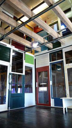 Stortplaats van Dromen - De Vrijstaat ontwerp 2012architecten