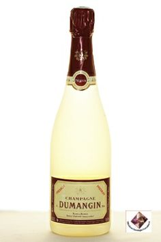 """Champagne Dumangin – Premium Blanc de Blancs  – Single Vineyard """"Dessus le Mont"""""""
