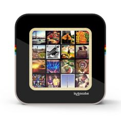 Insta Cube: A Living Canvas for your Instagram Photos  #android #gadgets #instacube #android