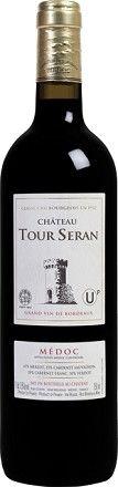 2006 Chateau La Tour Seran, Medoc, France,  about $23.