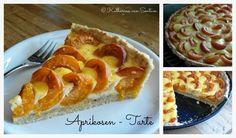 ich hab da mal was ausprobiert: Aprikosentarte mit Schmandguß