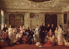 Tuxen : Danish Royal Family