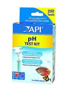 API Freshwater PH Test Kit, 250 tests per Kit - http://www.petsupplyliquidators.com/api-freshwater-ph-test-kit-250-tests-per-kit/