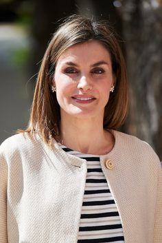 Queen Letizia attends the meeting of the 'Princess of Gerona Foundation 2016
