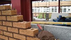 Back to brick-and-mortar with on-demand services Brick And Mortar, Firewood, Woodburning