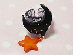 Angelic Pretty / Accessories / Magical Moon Ring