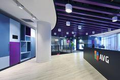 Offices Snapshots | AVG Offices – Tel Aviv