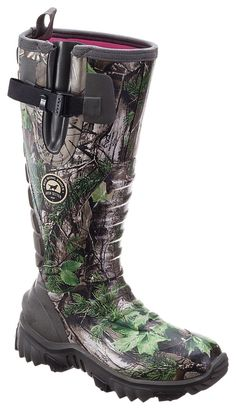 Irish Setter Rutmaster 2.0 Waterproof Pull On Hunting Boots for Ladies | Bass Pro Shops: The Best Hunting, Fishing, Camping & Outdoor Gear
