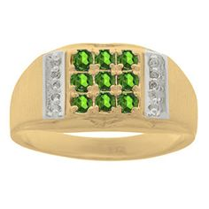 e1b8ffb13a0 52 Best Mens Emerald Rings images | Mens emerald rings, Mens ...