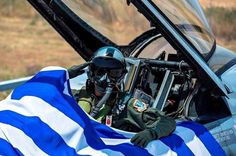 Greece - Hellenic Air Force Lockheed Martin Fighting Falcon photo by Konstantinos Tls Aviation Insurance, Hellenic Air Force, F 16 Falcon, Private Pilot, Its A Mans World, Gliders, Military Aircraft, Fighter Jets, Greece