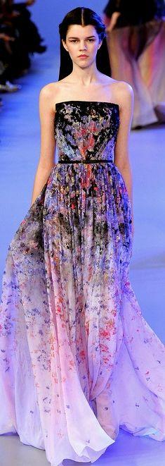 Spring 2014 Couture Elie Saab