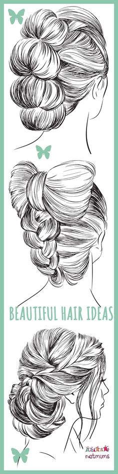 Braids have been a massive trend lately, but some of them look so fiddly. Here, we have a great selection of easy hairstyles that you can recreate at home.