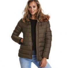 winterland jacket DARK CARGO