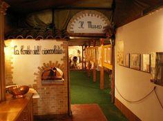 MUSEO DEL CIOCCOLATO ANTICA NORBA Via Capo dell'acqua, 20, 04010 Norma, Italia 39 0773 35 4548