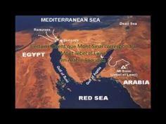 Le Mont Sinaï N'Est Pas En Arabie Saoudite