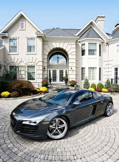 Audi R8................ :*) mmm (*: --> watch the proof video to learn my 800 a day method www.Energy-Millionaires.com/6KperWeek