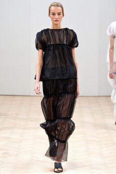 J.W.Anderson Spring 2014 Ready-to-Wear Fashion Show - Maartje Verhoef