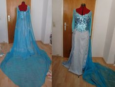 Elsa costume by CheshireCat1