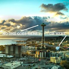 18 things you have to explain to out-of-towners about Seattle. I LOVE Seattle. Seattle Vacation, Seattle Travel, Moving To Seattle, Vacation Spots, Seattle Weekend, Vacation Ideas, Seattle Washington, Washington State, Everett Washington