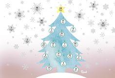 Kohti joulua Ruut-lehden kalenterin kanssa!