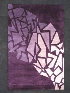 Lovely purple rug