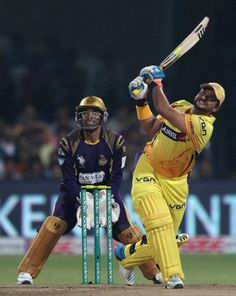 Suresh Raina launched eight sixes during a 62-ball 109 to power Chennai Super Kings to the Champions League Twenty20 title