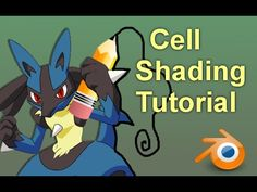 Easy Soft Cell Shading Tutorial for Cartoons/Anime + Extra Tips - YouTube