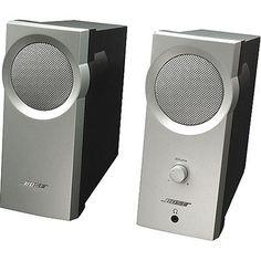 Bose Companion 2; Multimedia Speaker System Bose